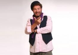 דודו פישר במופע שירת הכליזמר